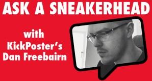 Ask a Sneakerhead Dan Freebairn of KickPosters