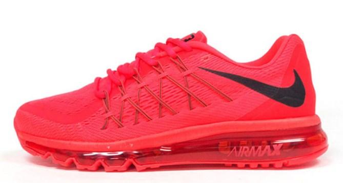 Nike Air Max 2015 Bright Crimson Release Date