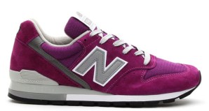 The New Balance 996 Plum Is Available Now