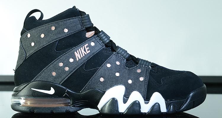 5026b8b0f7 The Nike Air Max2 CB '94 Black/Bronze Is Available Now | Nice Kicks