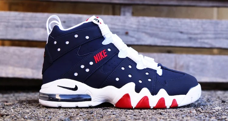 best loved 6e5b9 f4555 ... Charles Barkley s Nike Air Max2 CB 94 Is Coming Back Next Week ...