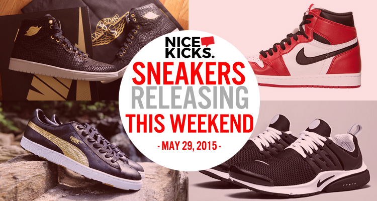 acf7d888ed1e5e Sneakers Releasing This Weekend - May 29