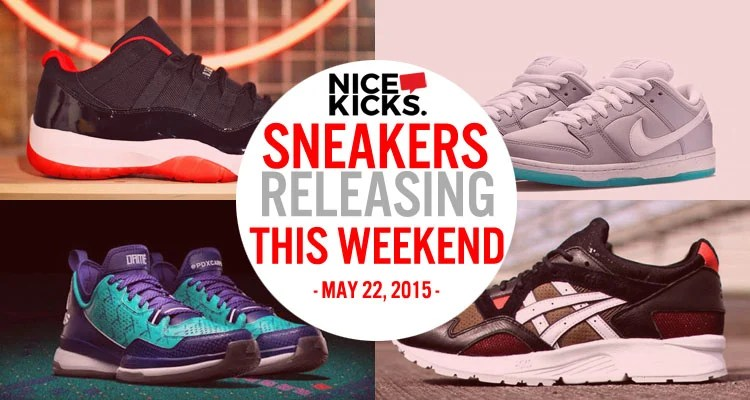 0eb80379da6a71 Sneakers Releasing This Weekend - May 22