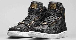 Air Jordan 1 Pinnacle Official Images & Release Date