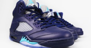 Check out a Detailed Look at the Air Jordan 5 Pre-Grape