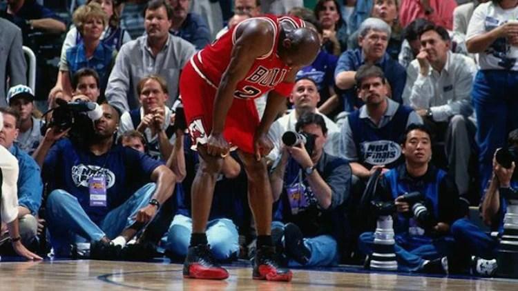 new style f299f 45dd9 Michael Jordan's 12 Best Games in the Air Jordan 12   Nice Kicks
