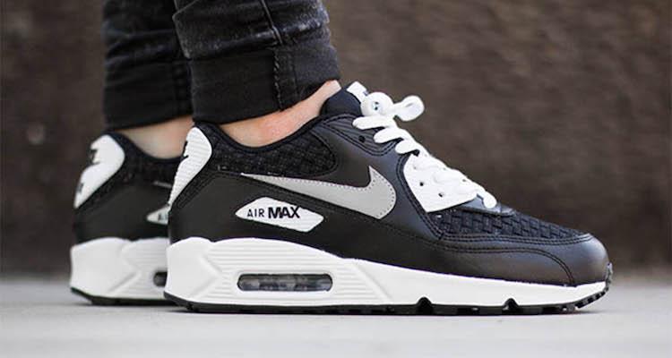 Nike Air Max 90 Premium Mesh GS