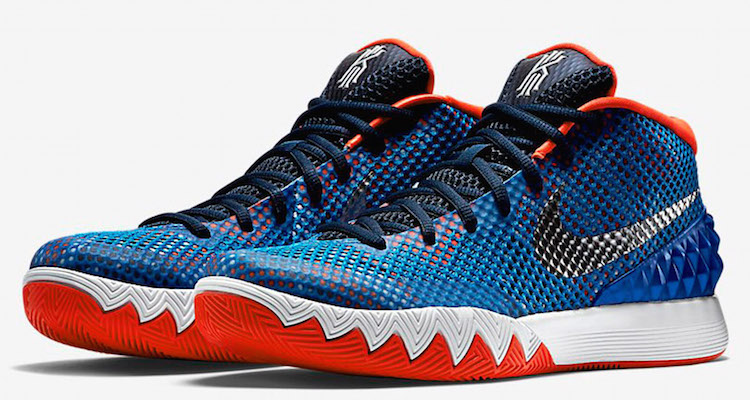 "Nike Kyrie 1 ""USA"" Official Images & Release Date"