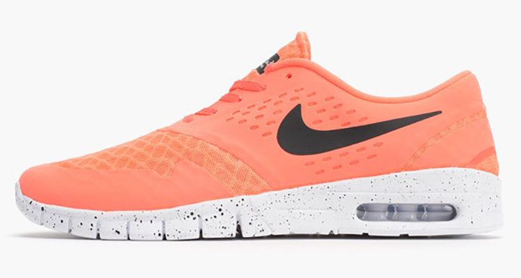 "uk availability cafa9 14a59 Nike SB Eric Koston 2 Max ""Hot Lava"" Available Now"