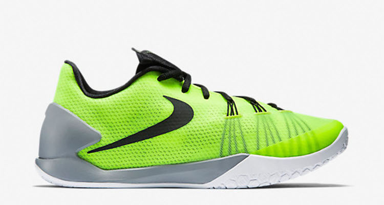 buy popular fba72 d1963 The Nike Hyperchase Volt Wolf Grey Is Available Now
