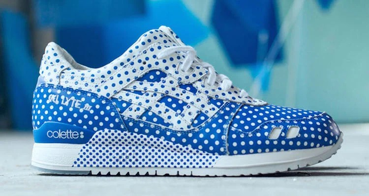Colette x ASICS Connect the Dots With Gel Lyte III Collab  e163d8d2adf9