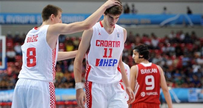 Croatia's Dragan Bender Leaves Jordan-Sponsored National Team in Favor of adidas