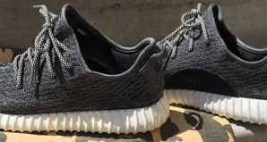 John Geiger's Customized adidas Yeezy 350 Boosts