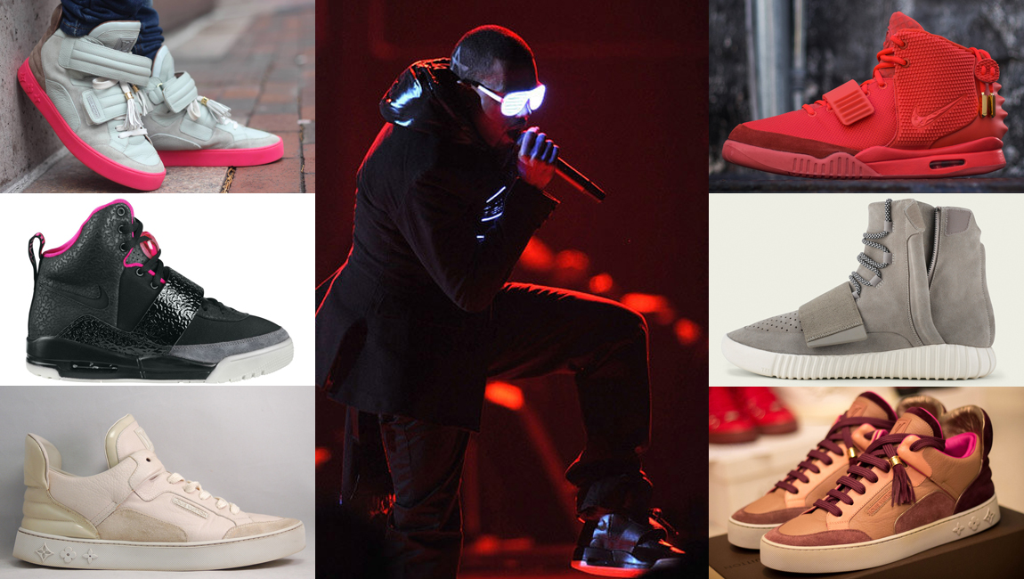 87e63c9bf6f56 The 15 Best Kanye West Sneaker Releases So Far