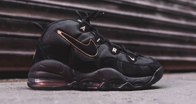 new concept 1ef0e 2cd5b ... ireland nike air max uptempo black copper available now . 49757 a8265