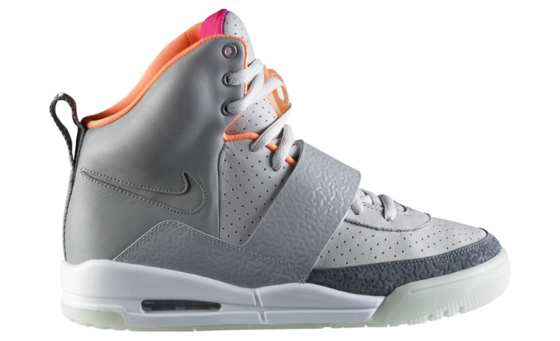 Nike Air Yeezy 1 Zen Grey