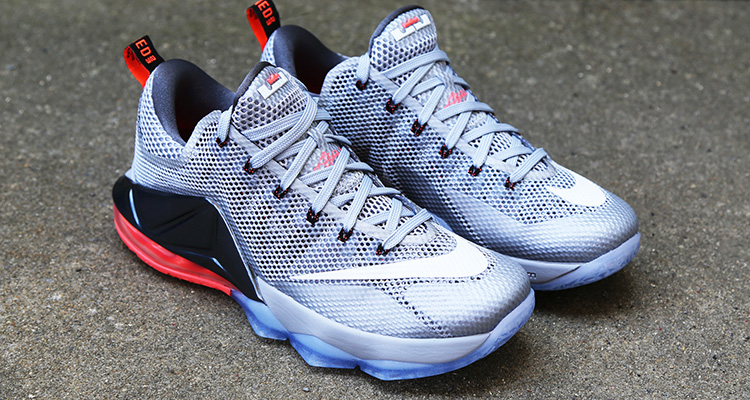 b0b51e7256e A Detailed Look at the Nike LeBron 12 Low