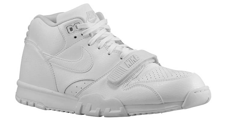 The Kicks Air Trainer 1 Mid White Nike SummerNice Goes All For Aj54RL
