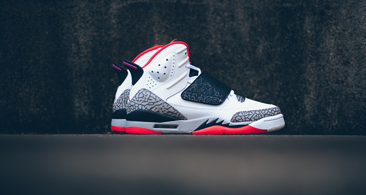 online retailer bbef4 db6d0 ... air where can i buy jordan son of mars white flash wolf grey nice kicks  8d2fd 5ab88 ...