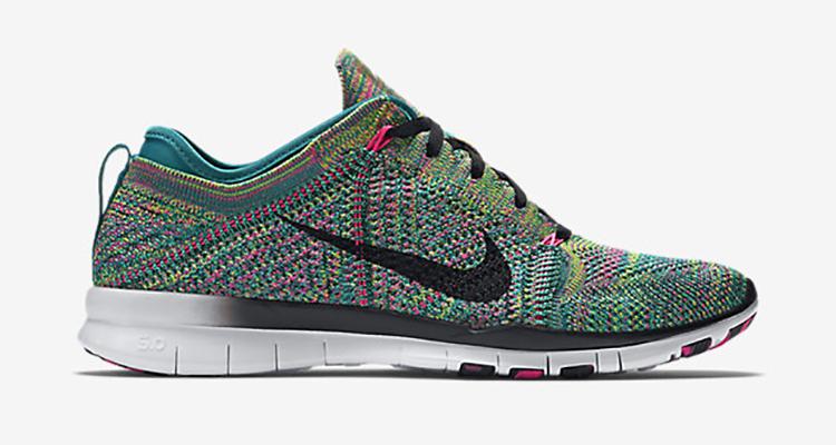 Nike Free multicolor