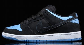 Nike SB Dunk Low Pro Black/University Blue-White