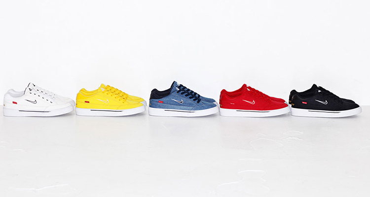 reputable site bc8ba f8c21 Supreme x Nike SB GTS Drops This Week