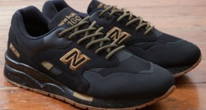 New Balance 1600 Black/Gum