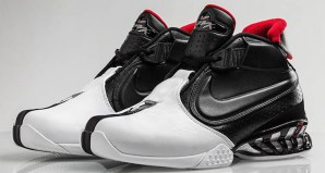 Nike Air Zoom Vick 2 Black/White