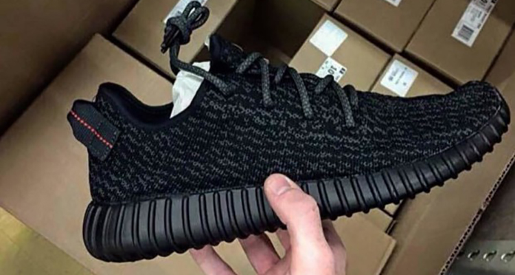 "cb05dc3c2f37f   UPDATE   Another Look at the adidas Yeezy Boost 350 ""Black""   Store List"