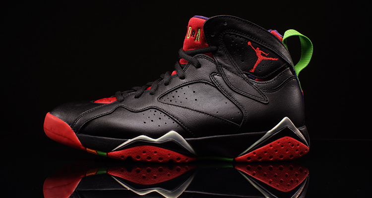 "low priced 6f26c 03b12 The Air Jordan 7 ""Marvin the Martian"" Drops this Weekend"