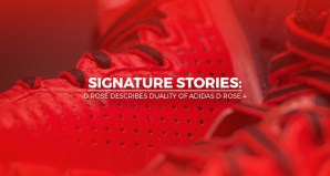 a9669231aa1 Signature Stories    Derrick Rose Describes Duality of adidas D Rose 4
