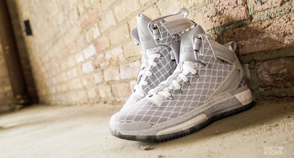 Exclusive    A Detailed Look at the adidas D Rose 6