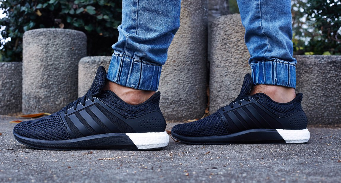 On-Foot Look // adidas Solar Boost
