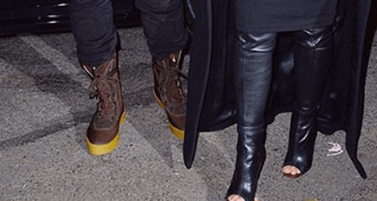 4a0bb8c892a Kanye West Debuts New adidas Yeezy 950 Colorway | Nice Kicks