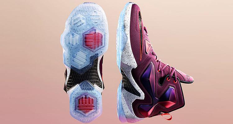 bfcf87db2737 The Nike LeBron 13