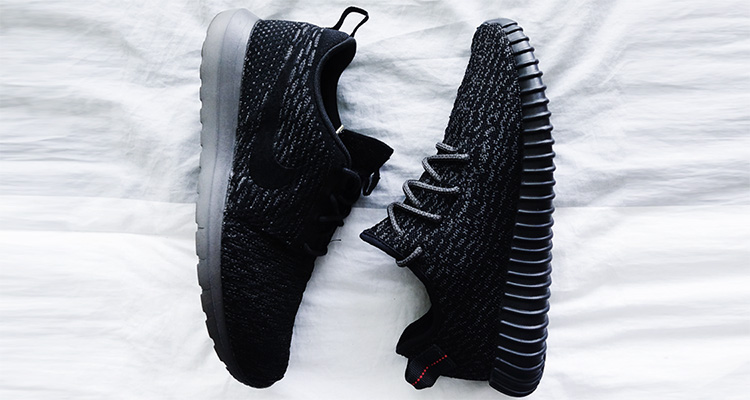adidas Yeezy Boost 350 vs. Nike Roshe Run: A Breakdown for the Average Person | Nice Kicks