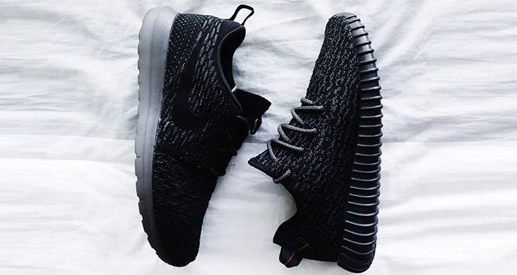 save off 8eff6 5d69d adidas Yeezy Boost 350 vs. Nike Roshe Run: A Breakdown for ...