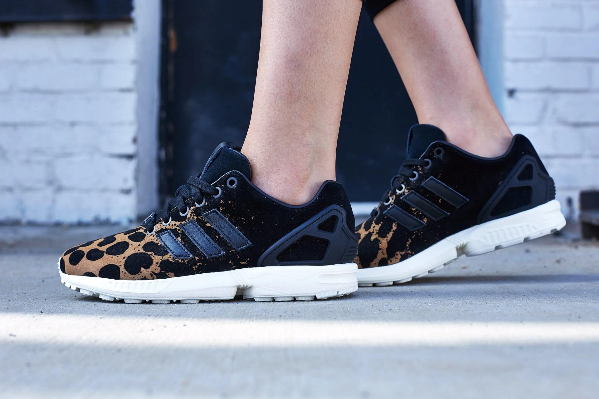 brand new c4f19 7e7b0 On-Foot Look // adidas ZX Flux   Nice Kicks
