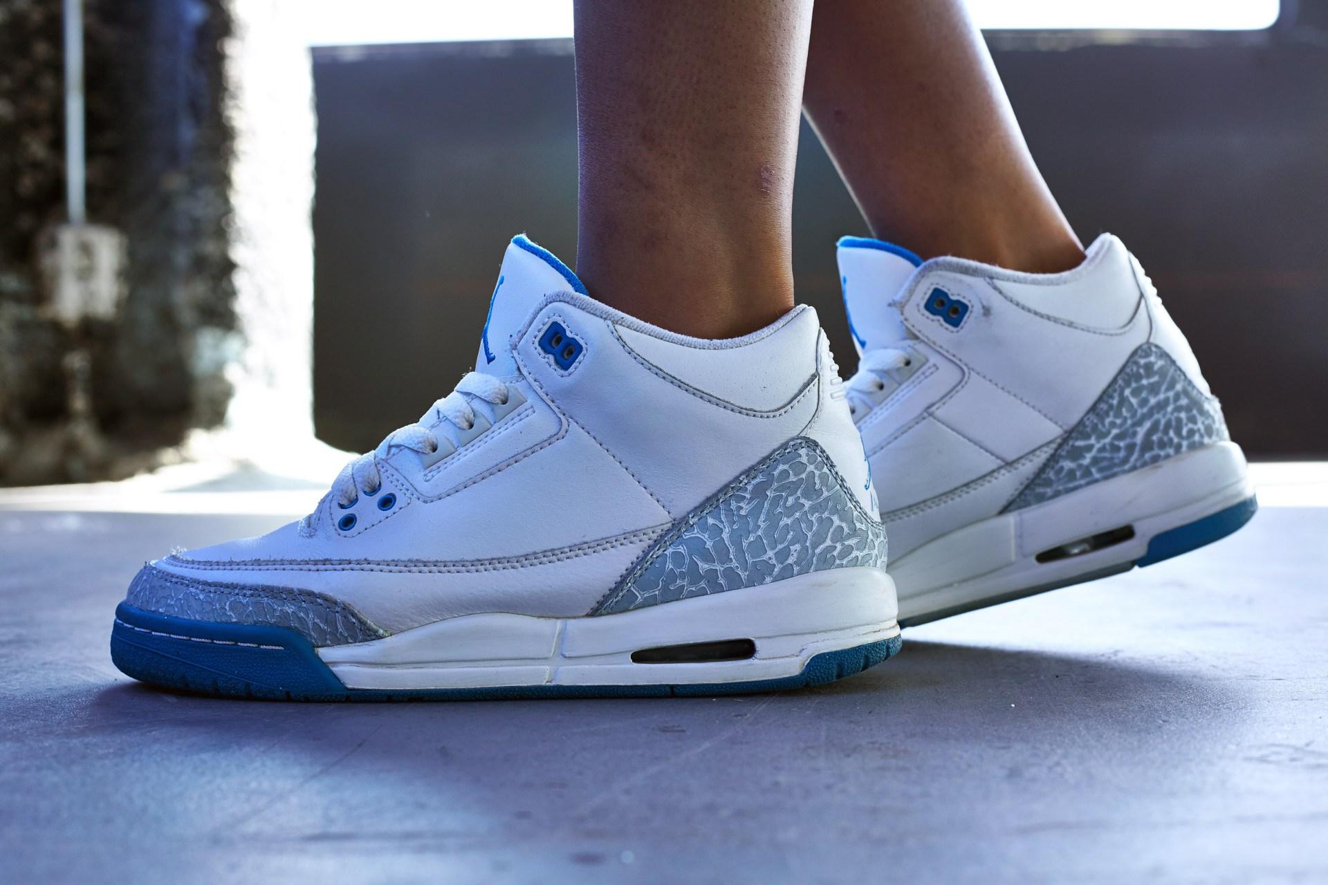 new arrival dbaaf 6d79e On-Foot Look #TBT Edition // Air Jordan 3