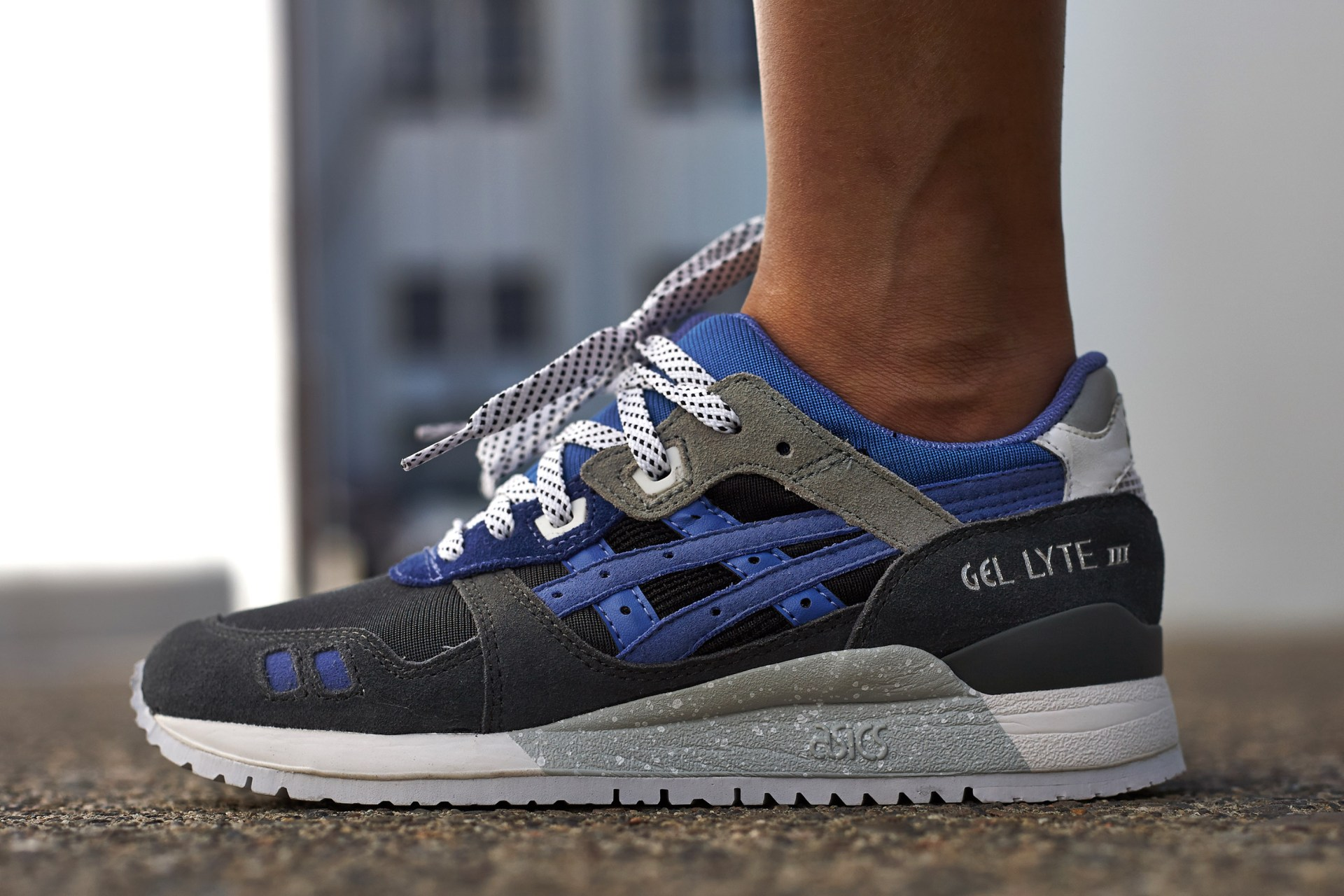 e6c419b04047 On-Foot Look    Sneaker Freaker x ASICS Gel Lyte III