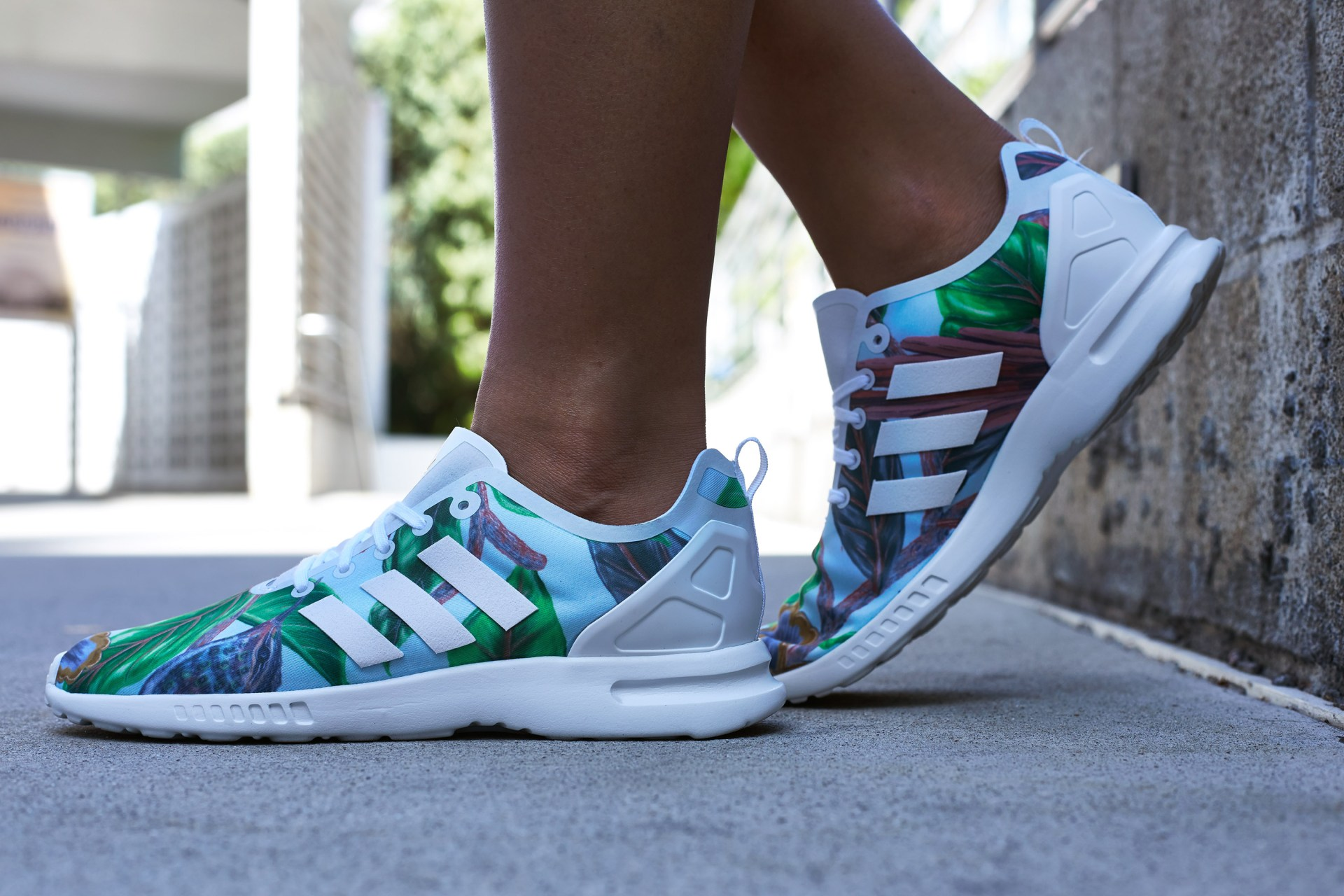 promo code b2a10 05f3a On-Foot Look // adidas ZX Flux