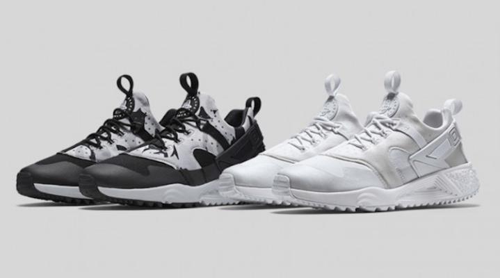 "promo code dce3d f4ad2 Release Date    Nike Air Huarache Utility ""Platinum"""