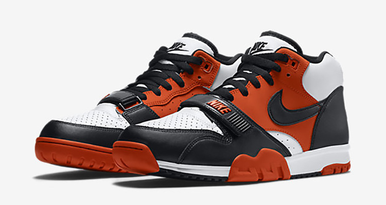 the latest 386da cab1c The Nike Air Trainer 1 Mid Gets a Halloween Makeup