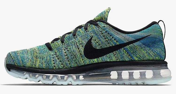 "quality design b4bfe 73782 Nike Flyknit Air Max ""Blue Lagoon"" Available Now"