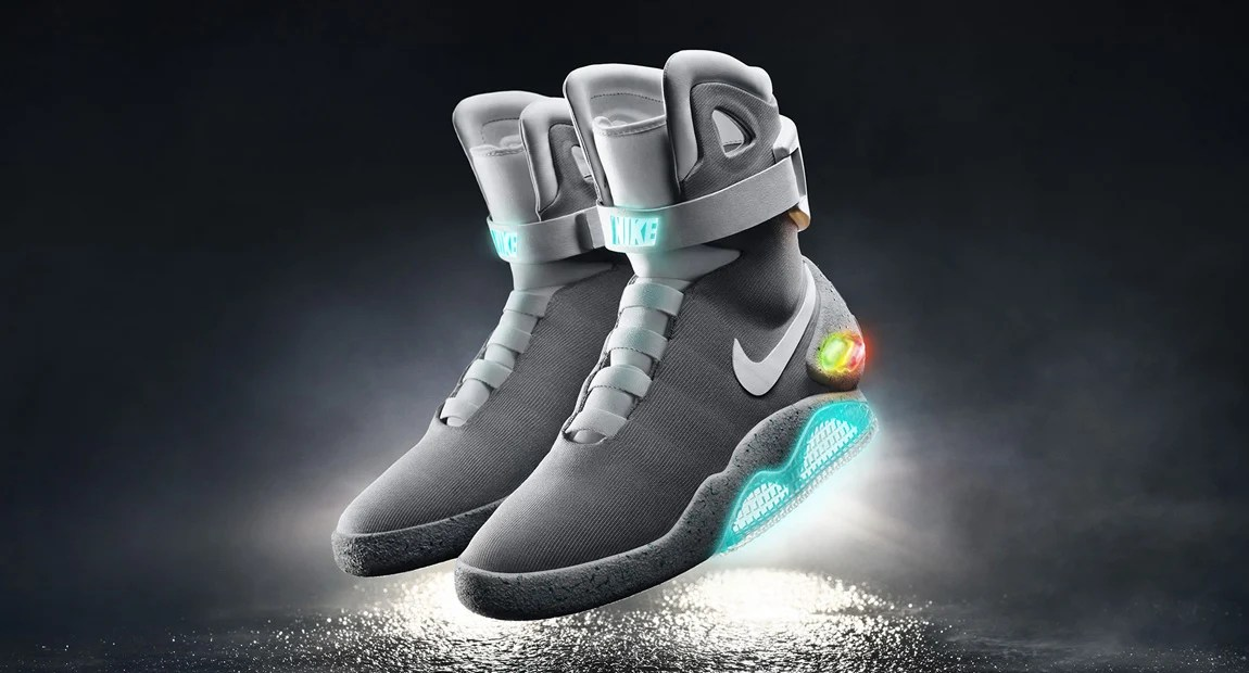 12096e064293 Nike MAG 2015 with Power Lacing    Official Images