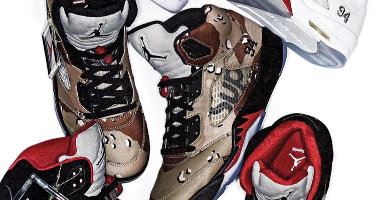 Supreme x Air Jordan 5 Release Date