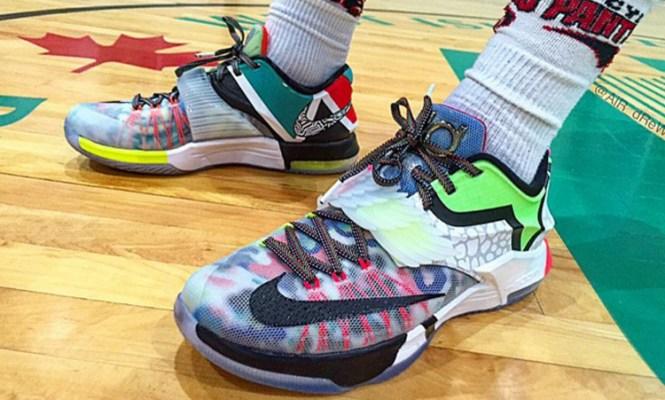 Kicks On Court