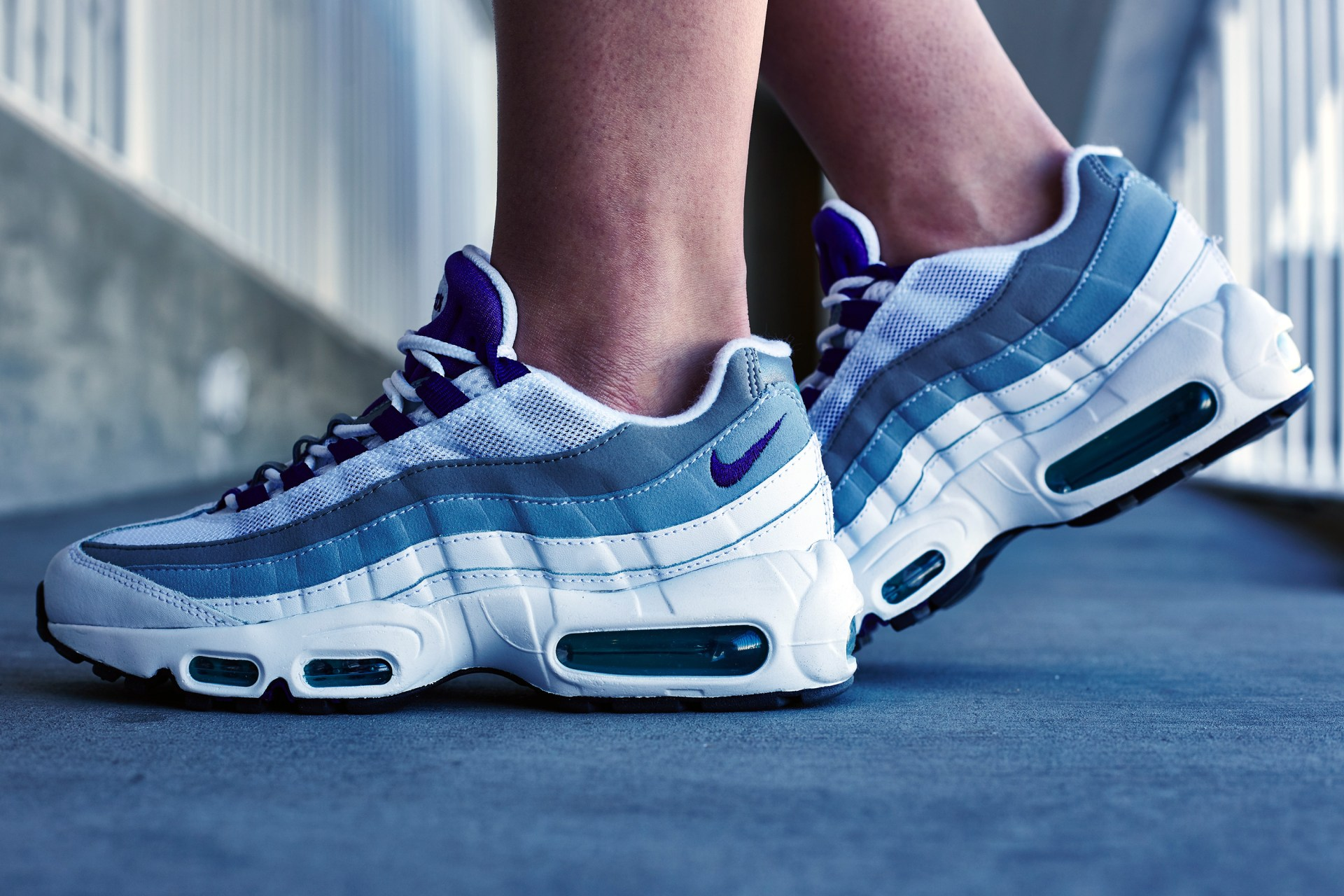 taille 40 de38c 52b6b On-Foot Look // Nike Air Max 95