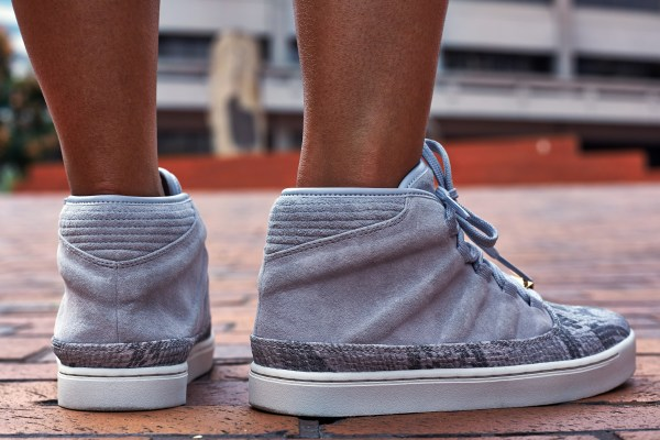 Jordan Westbrook 0 On-Foot Look