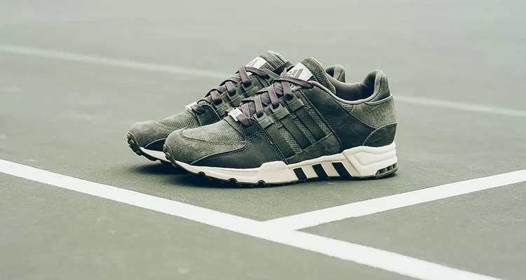 quality design 701c5 b5aeb adidas Takes it Back to their Roots with Latest EQT Running Support 93